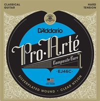 D'Addario EJ46C ProArte Composites Hard Tension